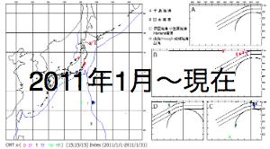 日本全図月別へのリンク